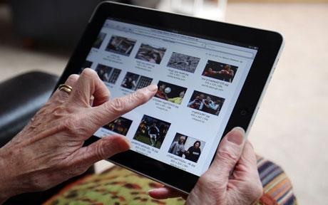 ipad apps for seniors
