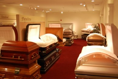 funeral homes charge too much