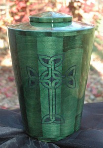 Irish Cremation Urn