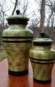 Custom Irish Urns