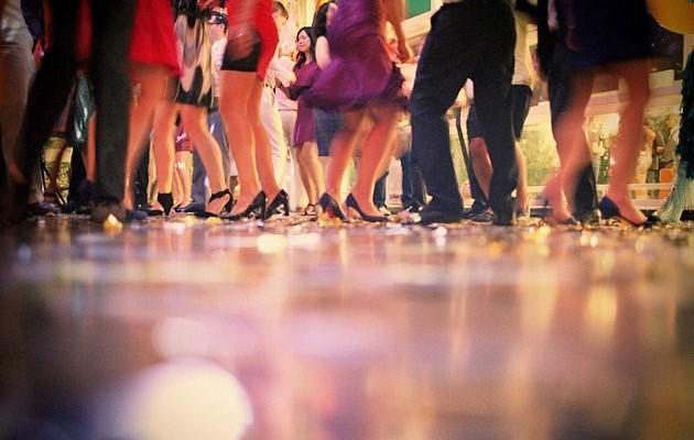 dancing choosing celebration activities