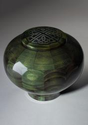 Celtic Knot Urn